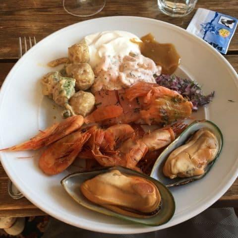 Photo from Restaurang Rökeriet Fjäderholmarna by Lisa S.