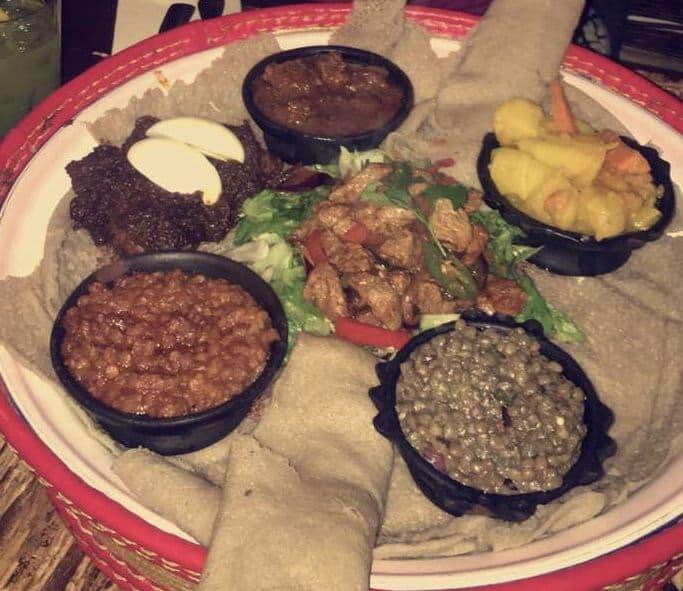 Bild från Restaurang Simba av Malin S.