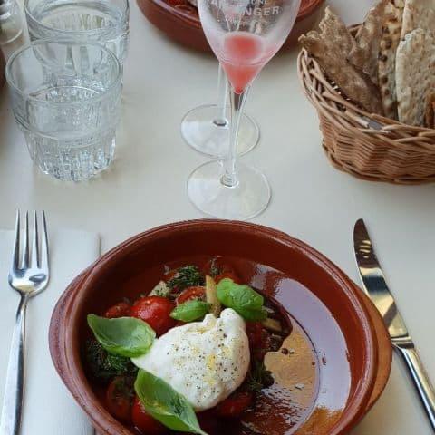 Burratan – Bild från Restaurang Göteborg av Niklas E.