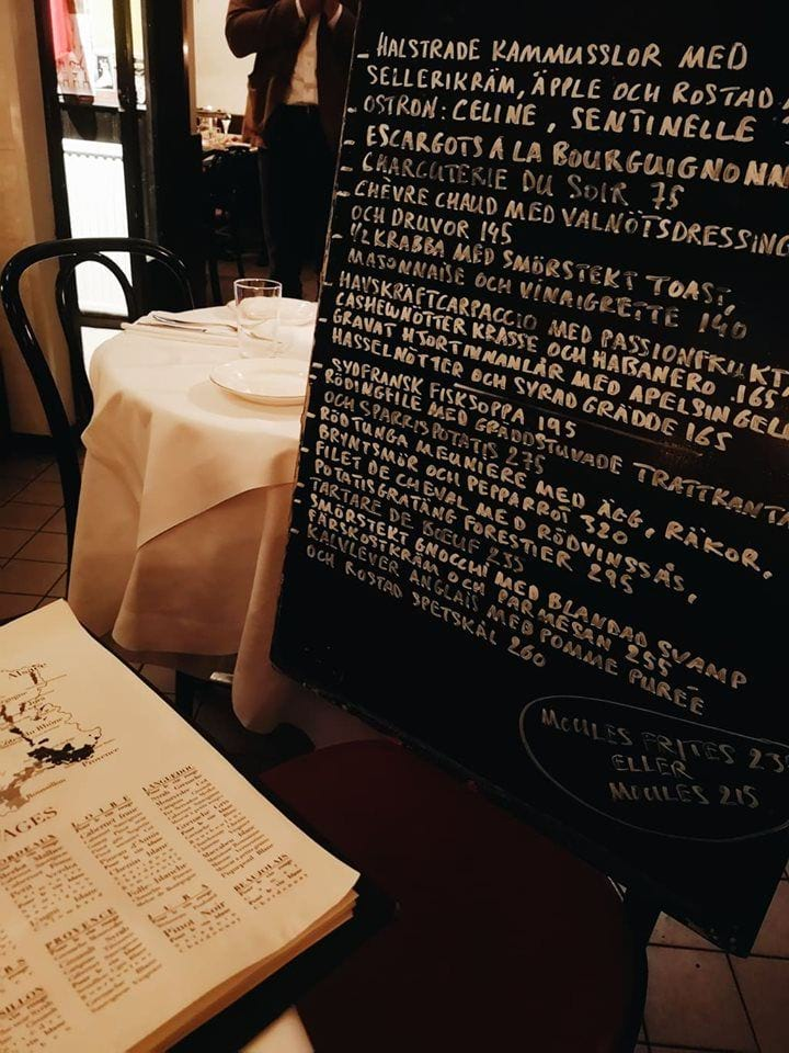 Bild från Restaurang Bergamott av Hanna H.
