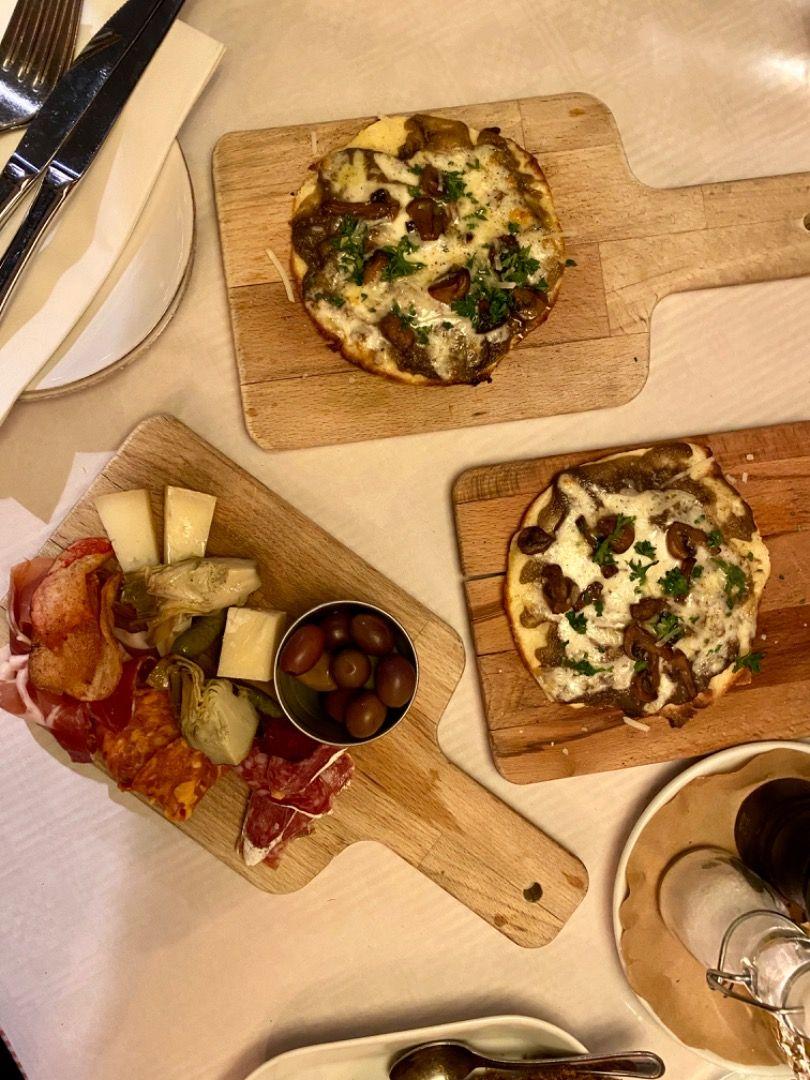 Appetizers – Bild från Restaurang Marco's av Annelie V.