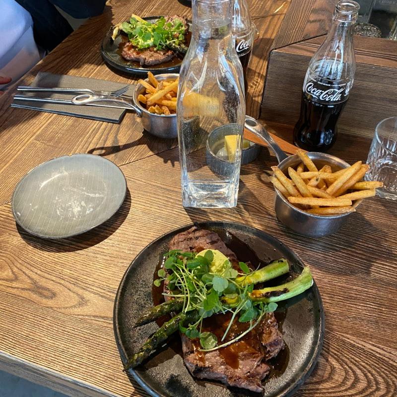 Steak sandwich – Bild från Restaurang Hantverket av Adam L.