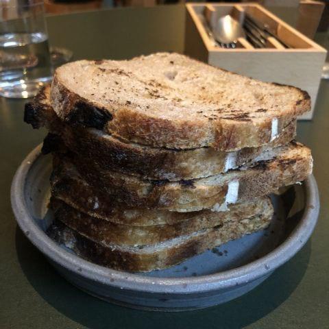 Bröd – Bild från Restaurang Volt av Sophie E.