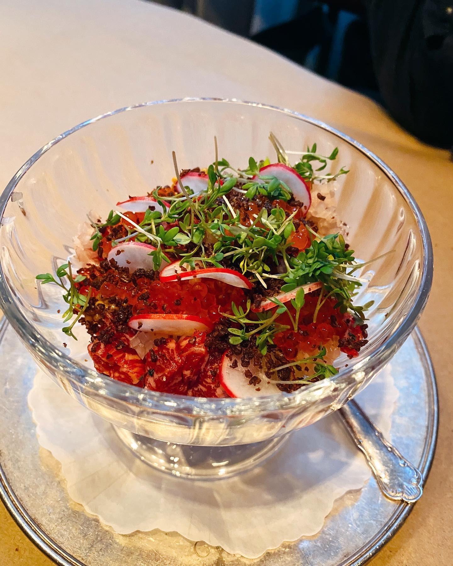Råbiffen – Bild från Restaurang AG av Isabelle W.