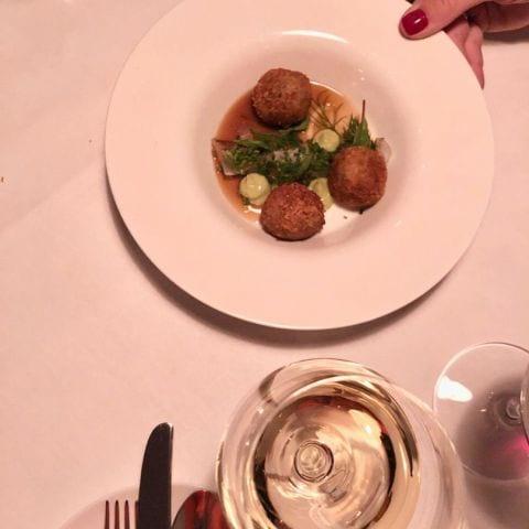 Hummerkroketter – Bild från Restaurang Ilse av Erica E.