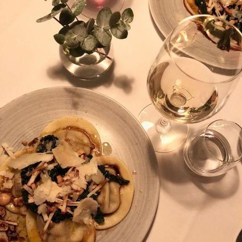 Ravioli – Bild från Restaurang Ilse av Erica E.