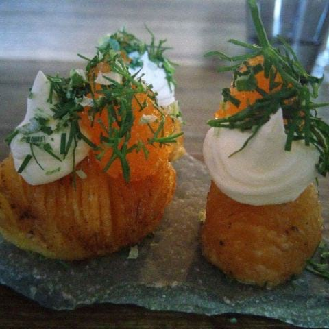 Hasselback – Photo from Restaurang Hantverket by Katarina D.