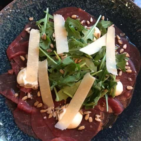 Carpaccio – Photo from Restaurang Artilleriet by Malin S.