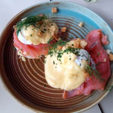 Eggs benedict – Photo from Restaurang Göteborg by Katarina D.
