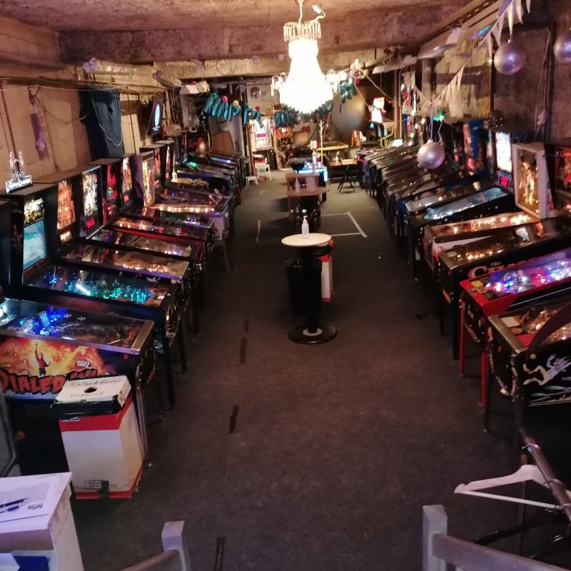 Bild från RePlay Pinball Arcade av Jan E.