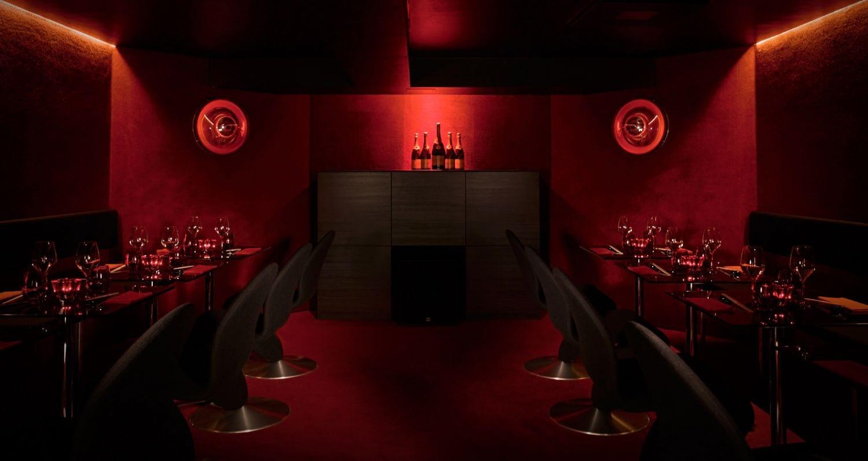 Chambre Dining – Bild från Restaurant Zushi av Tuan N.