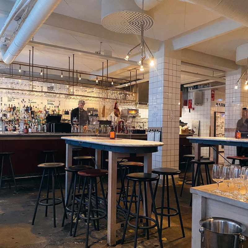 Tapasbarer – Bild från Restaurang AG av Isabelle W.