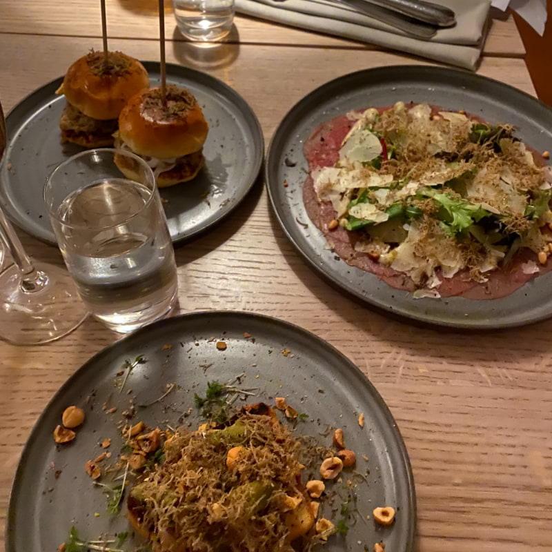 Tryffelmeny – Photo from Restaurant Aubergine by Anna G.