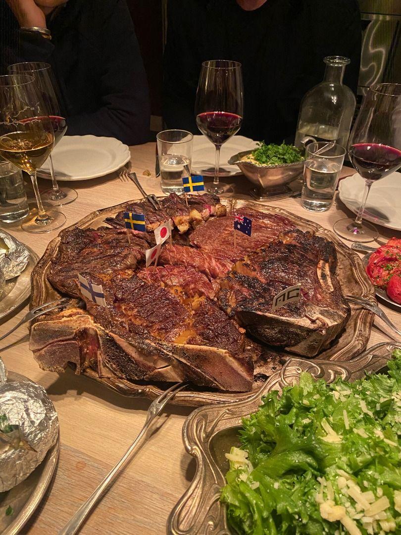 Det blir inte bättre än så här – Bild från Restaurang AG av Adam L.