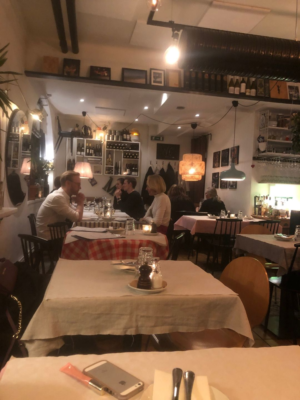 Bild från Restaurang Marco's av Ida B.