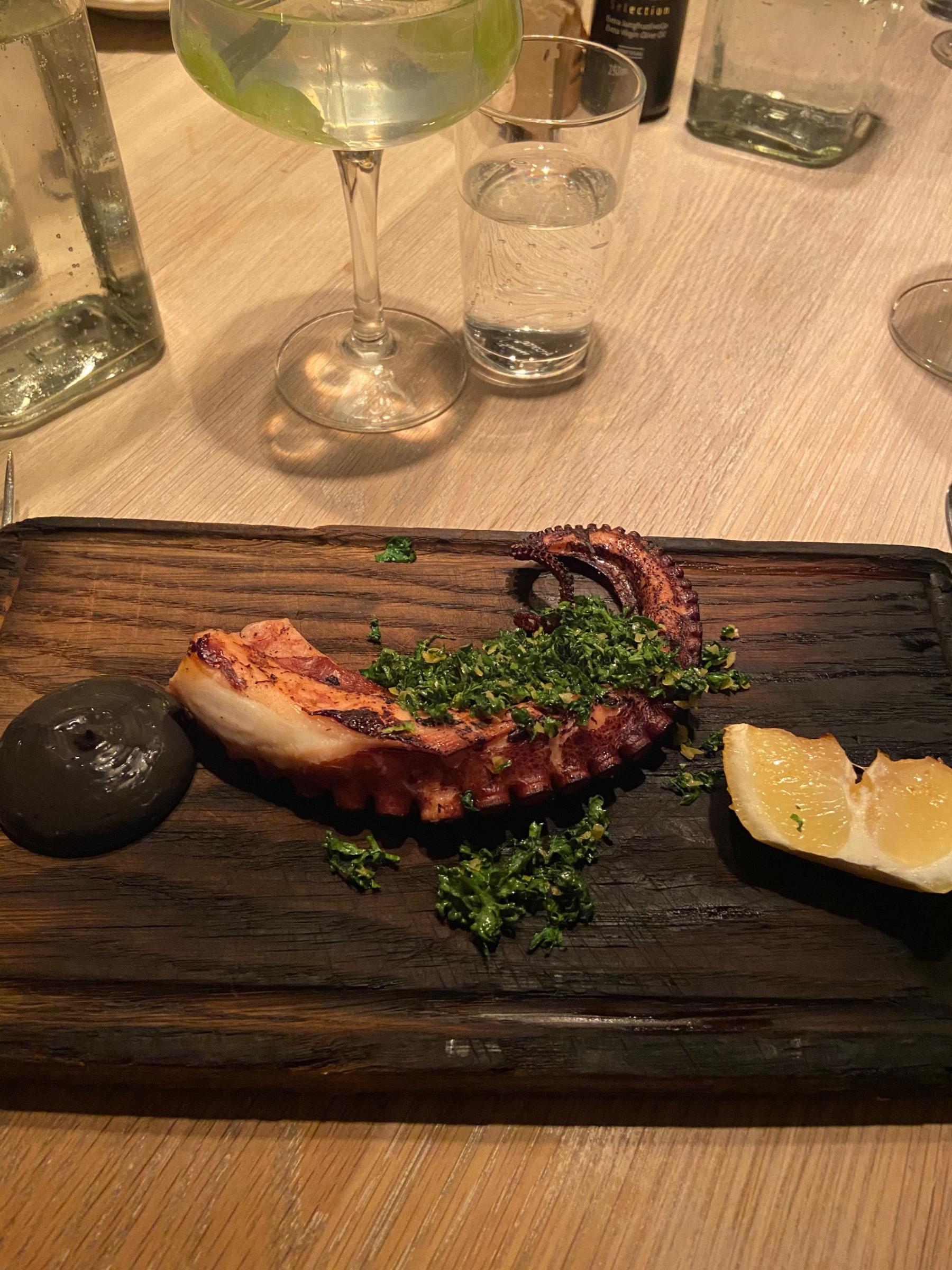 Bild från Restaurang AG av Fredrik J.