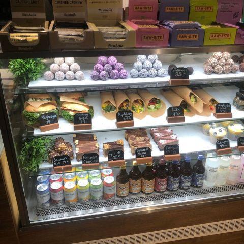 Bild från Reload Superfood Bar Sergelgatan av Ida B.