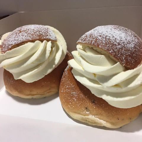 Ritorno semlor – Photo from Ritorno Bageri Etc. by Peter B.