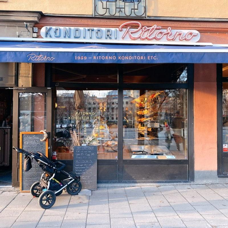 Bild från Ritorno Konditori Etc. av Isabelle W.
