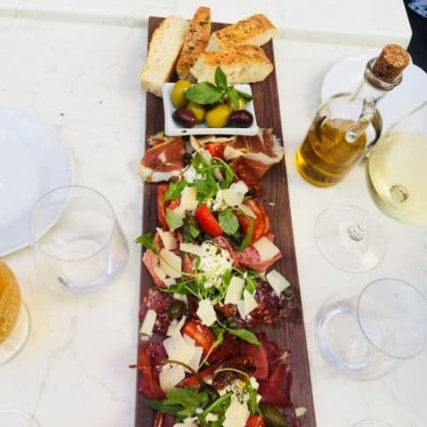 Antipasto – Photo from Ristorante Nove Italiano by Anna T.