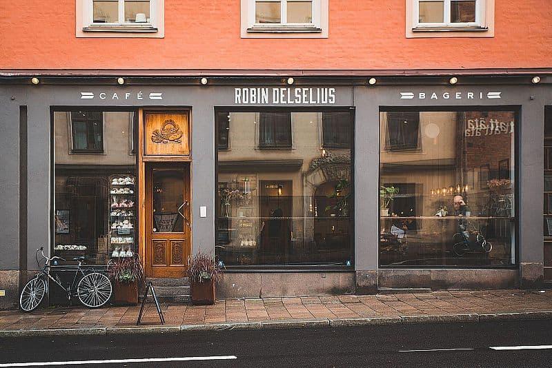 Robin Delselius Bageri