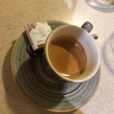 Bild från Robert's Coffee av Mimmi S.