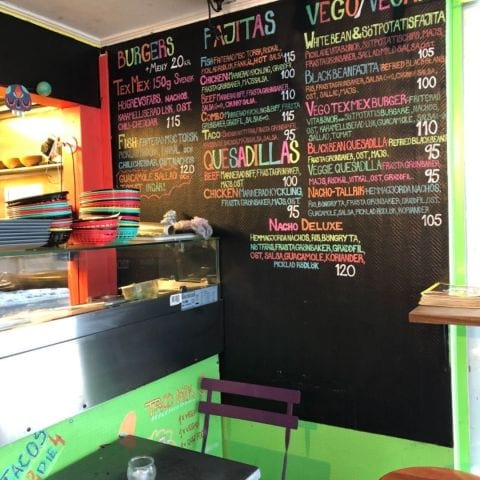Meny – Photo from Rolling Street Food / Taco2Go by Agnes L.