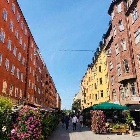Bild från Rörstrandsgatan av Ida B.