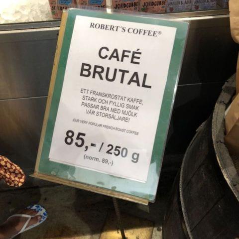 Bild från Robert's Coffee av Madiha S.