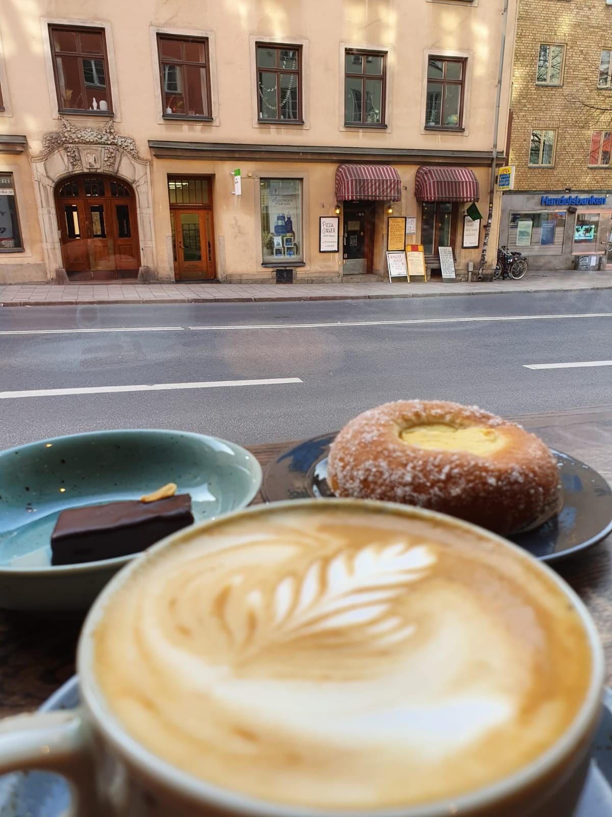 Bild från Robin Delselius Bageri Södermalm av Michaela J.