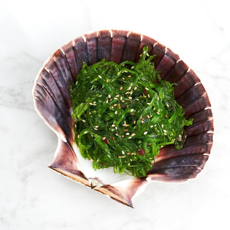 Sjögrässallad – Bild från Saya Sushi Hötorget av Saya S.