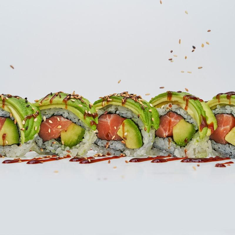 Avokadorullar – Bild från Saya Sushi Hötorget av Saya S.