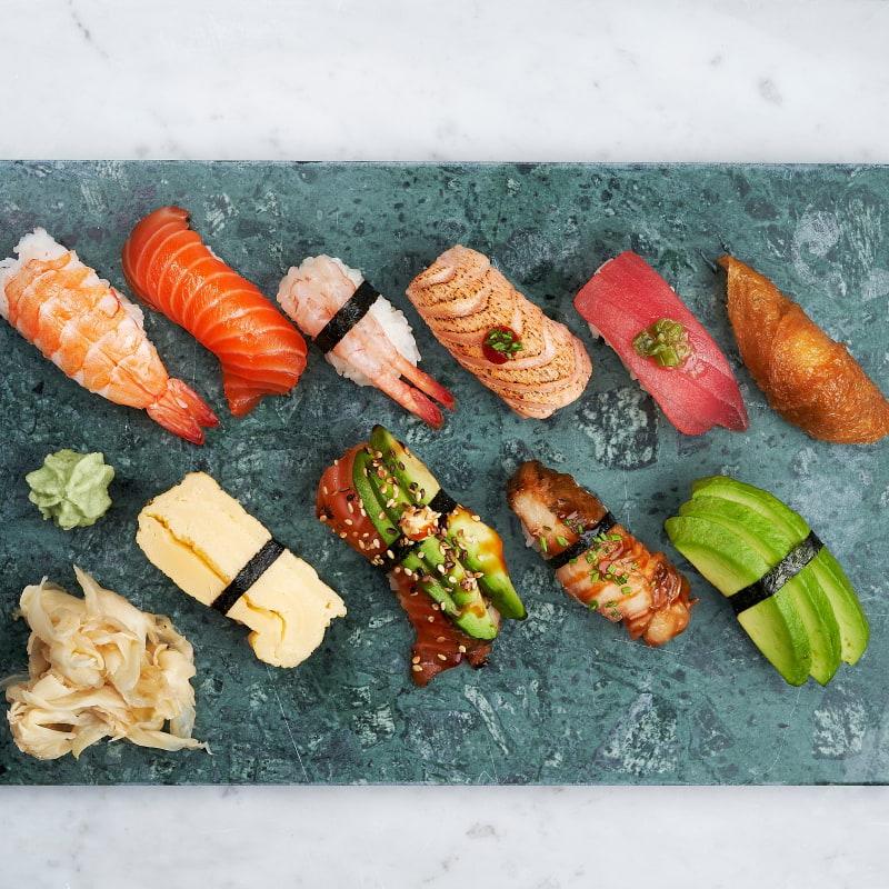 Nigir – Bild från Saya Sushi Hötorget av Saya S.