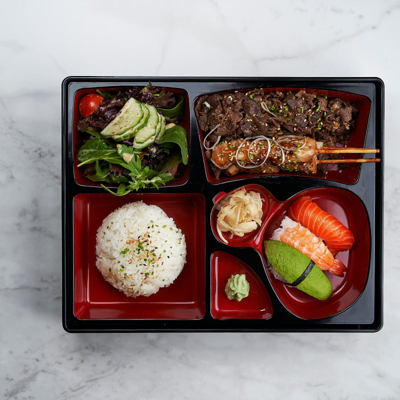 Bentolåda – Bild från Saya Sushi Hötorget av Saya S.