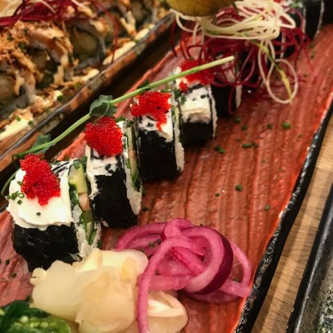 Bild från Sakae Sushi av Jessica K.