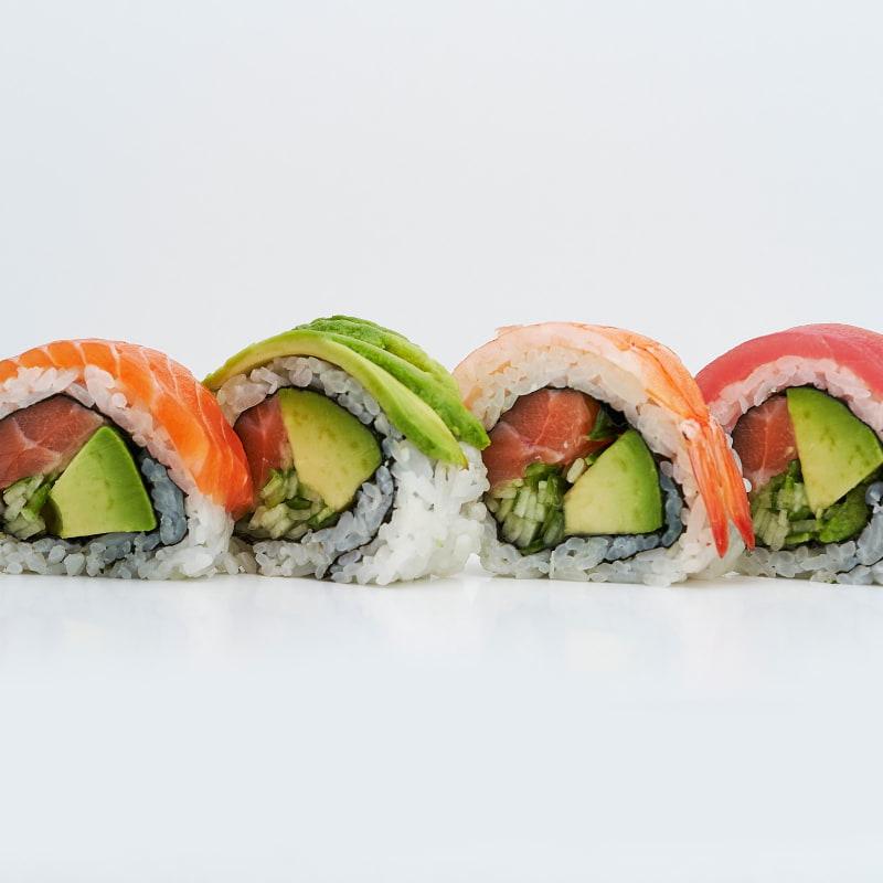 Bombrullar – Bild från Saya Sushi Hötorget av Saya S.