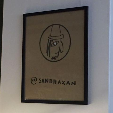 Bild från Sandhäxan av Peter B.