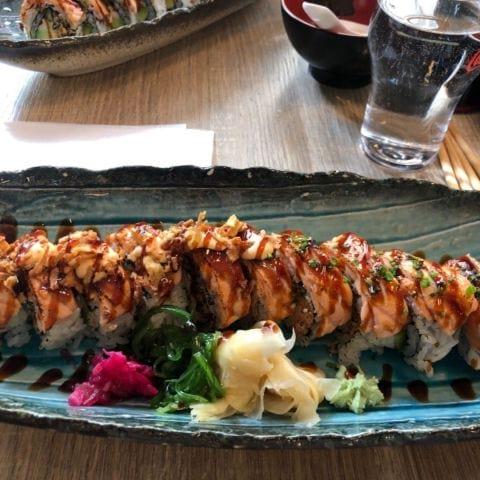 Saya sushi – Photo from Saya Sushi by Mythu L.
