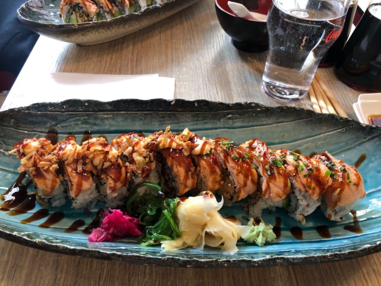 Saya sushi – Bild från Saya Sushi Östermalm av Mythu L.