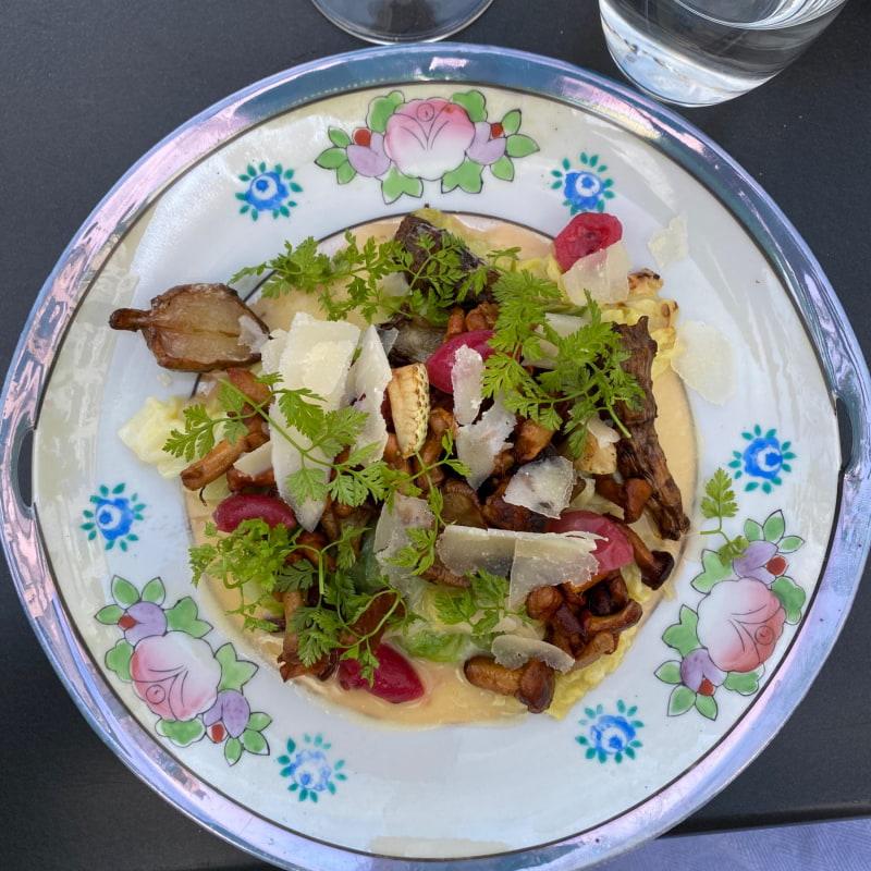 Bakade jordärtskockor – Bild från Sands Hotell & Restaurang av Erica E.
