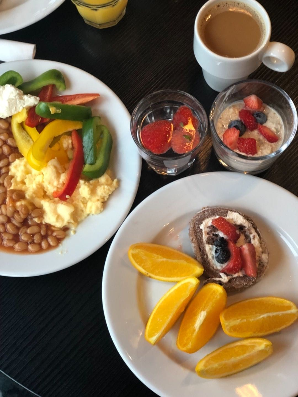 Magiskt god frukost – Bild från Scandic Rubinen av Agnes L.