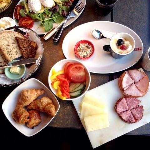 continetal breakfast – Bild från Scandic Klara av Katarina D.