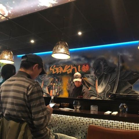 Photo from Senshi Sushibar by Peter H.
