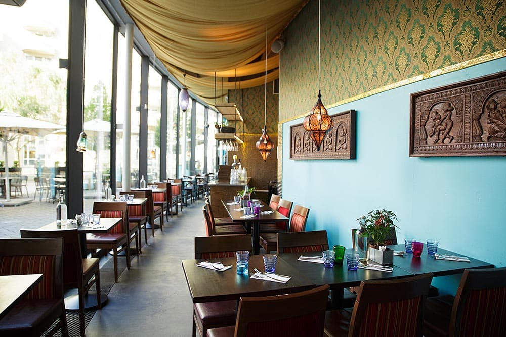 Shanti Indian Restaurant Stockholm