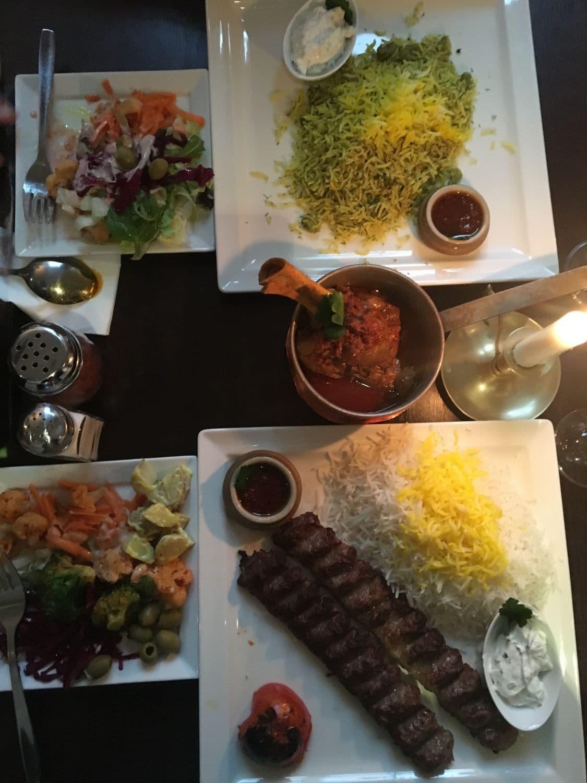 persiska restauranger i stockholm