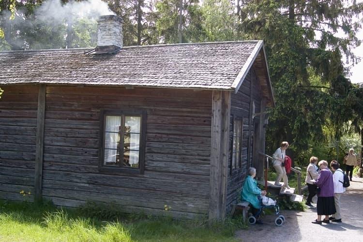 Fotograf: Marie Andersson · Skansen