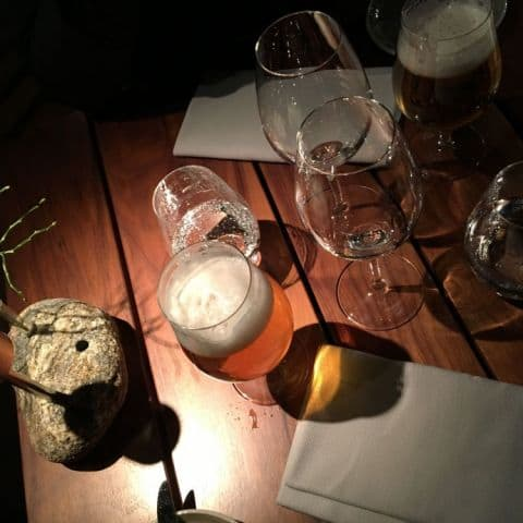 Jordnära och enkel bordsdekoration – Photo from SK Mat & Människor by Karin A.