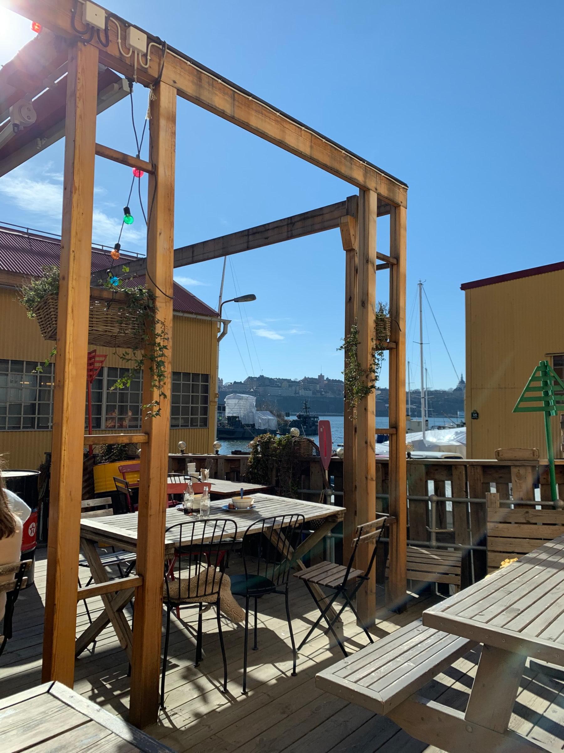 Bild från Skroten Café & Skeppshandel av Malin S.