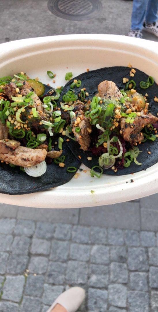 Korean tacos – Photo from Smaka på Stockholm by Mythu L.