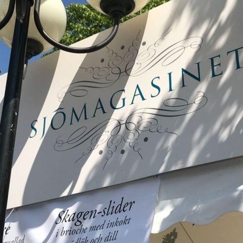 Skagen slidern inte fel den heller.... – Bild från Smaka på Stockholm av Birgitta B.